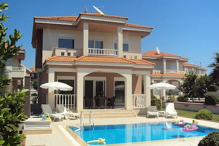 Aquarius Private Pool Villa 12 - Çolaklı