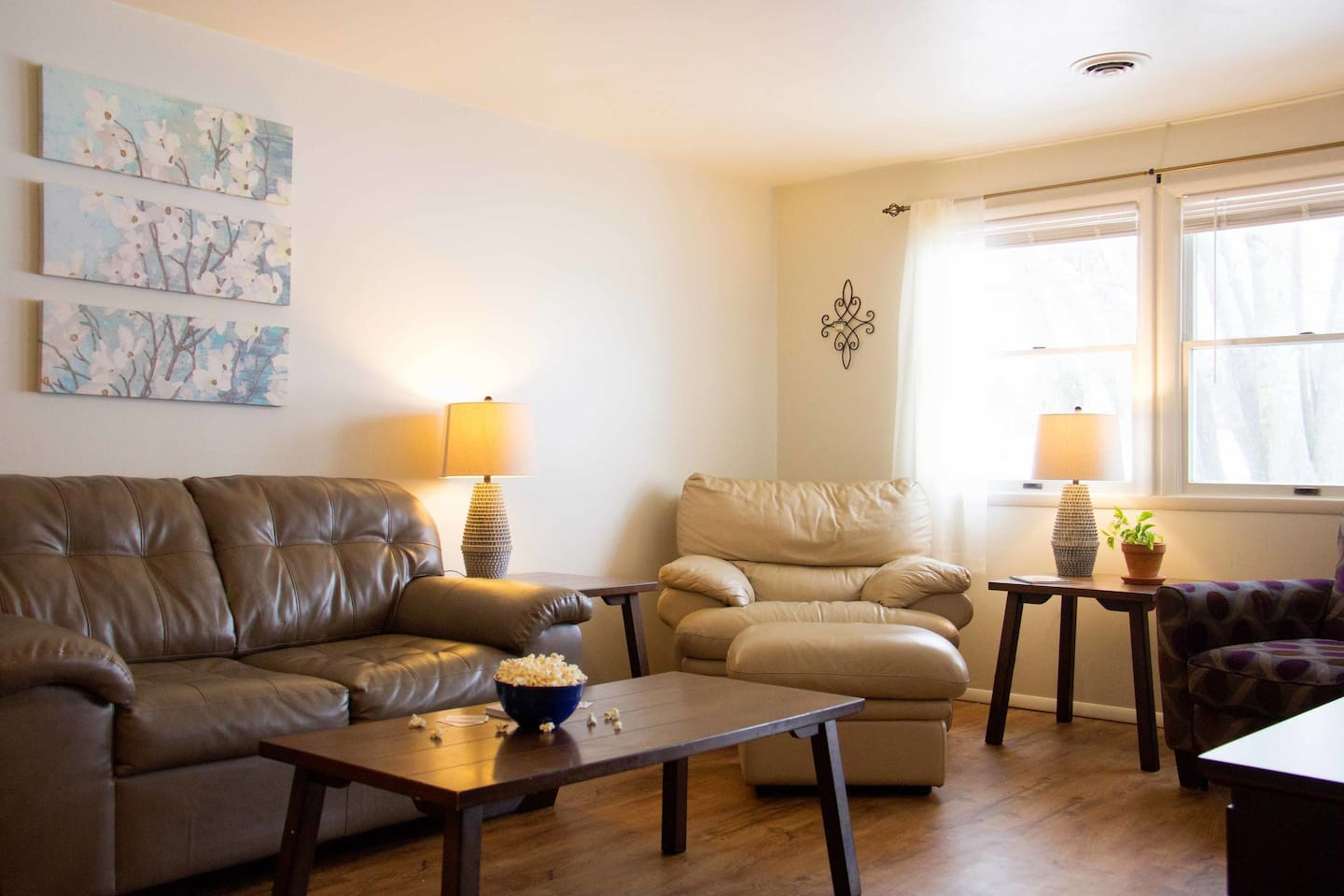 Family sized living space - Don't get too comfortable or you'll miss all the local activities and recreation