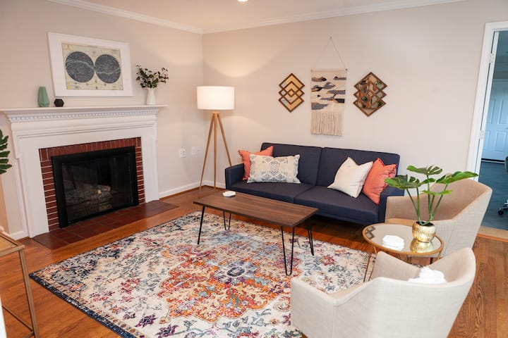 Beautiful West Midtown Home, Min. From Everything
