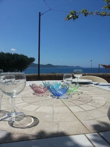 Maisonnette 50m Plage Vue Mer - Pietrosella