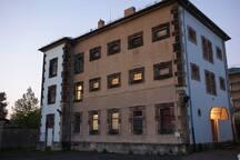Übernachten im ehemaligen Gefängnis