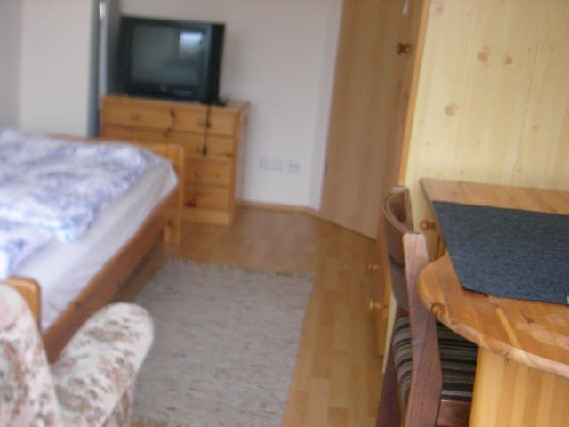 ruhiges Zimmer im Einfamilienhaus - Steinheim - House