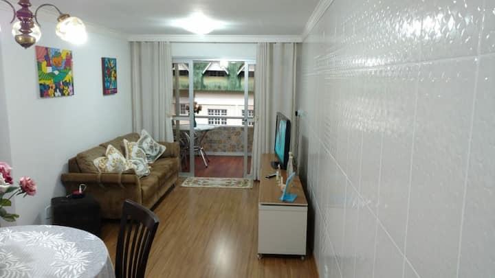 Apartamento 3 qtos, aconchegante domingos martins