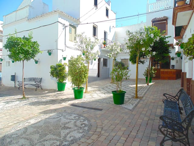 200m to Beach Estepona Old Town with Roof Terrace