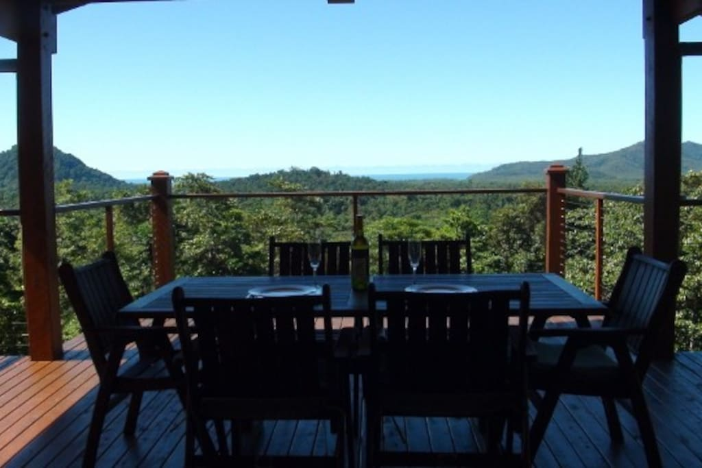 Jarramali daintreerainforestretreat houses for rent in for Diwan queensland