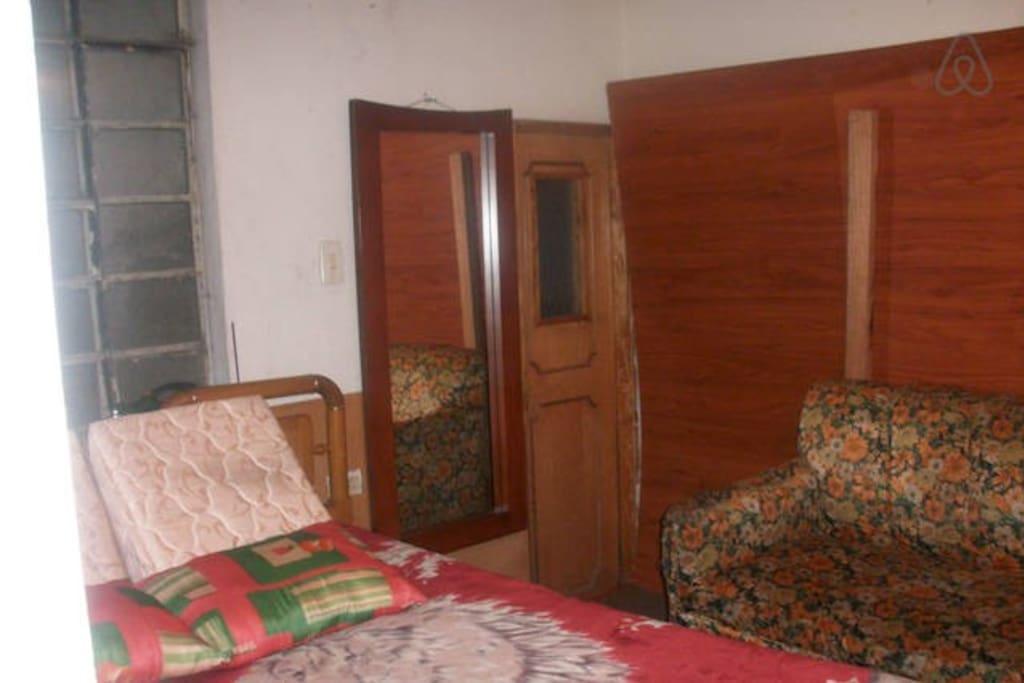 ideal para descaso cama muy amplia y cómoda.