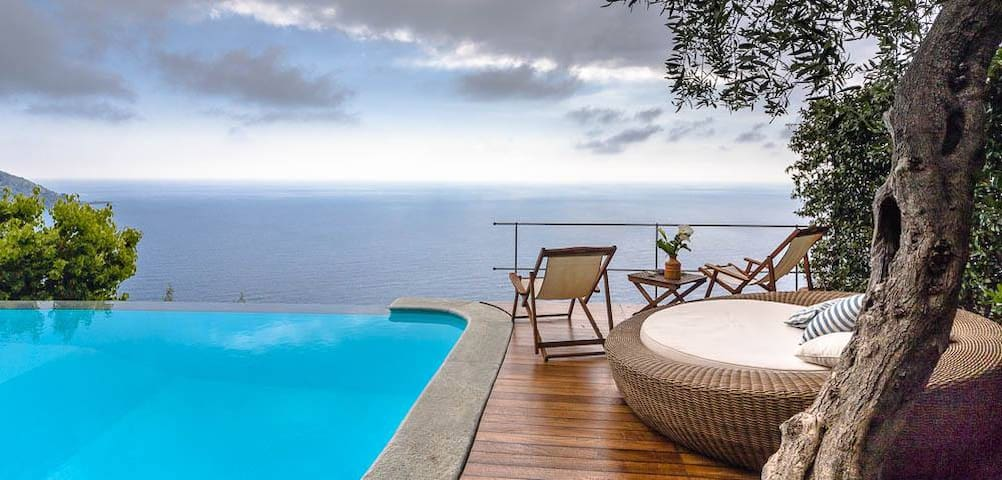 Dream Over The Sea - Camogli - Villa