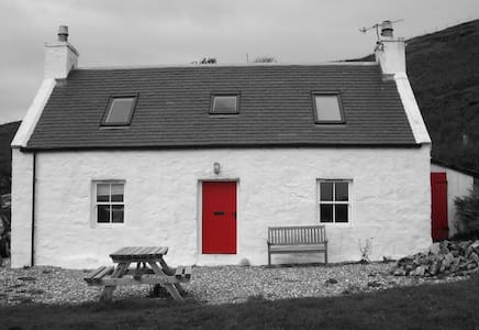 The Old Croft House - Aird of Sleat