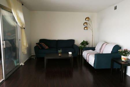 哈仙达公寓,二房二卫,有停车位 - Hacienda Heights, California, US - Lejlighed