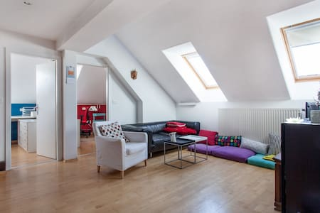 Warm Student Loft in Old CityCentre - Ljubljana - Loft