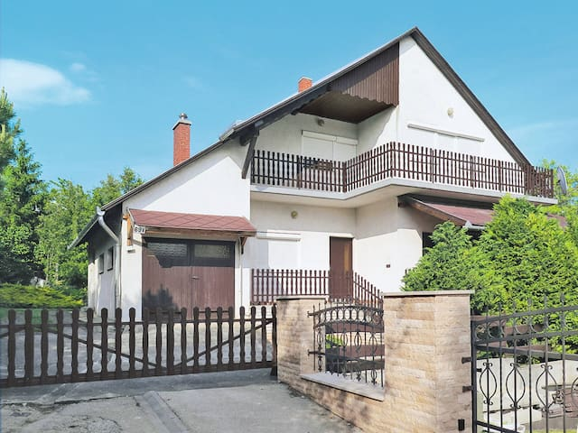 Holiday home in Balatonalmadi for 10 persons