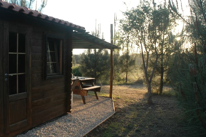 Sunset Lodge - Aljezur - Rogil - Kulübe
