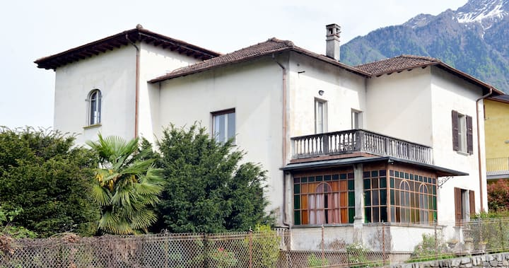 Renovated 100 years old villa