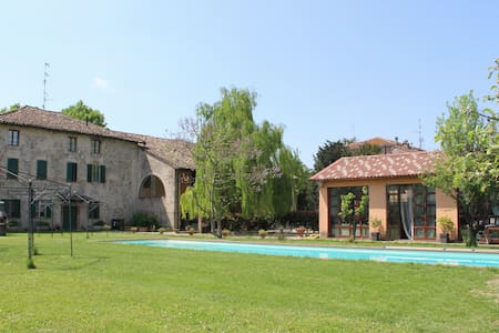 IlConteGiacomoB&B - Country oasis - Viarolo