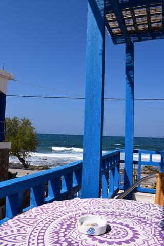 Villa Bellavista, relaxing time with sea view