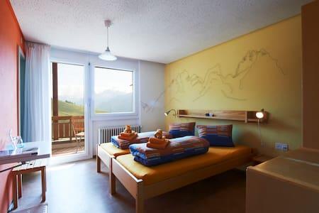 "Hotel Bellavista ""Swisslodge"" - Ftan"