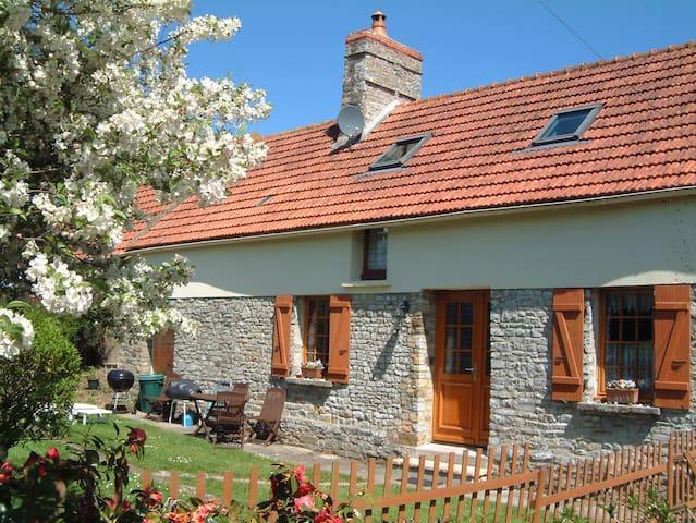 Gite La Bucaille - Montgardon - Casa
