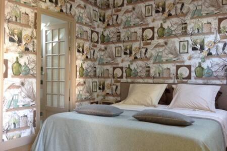 Appartement/Duplex - La Richardais - Bed & Breakfast