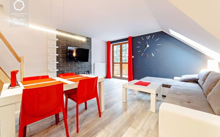 Apartamenty Wonder Home - Trzy Fazy