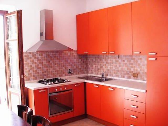 TRILOCALE  AMMOBILIATO al 1° piano - San Marcello Pistoiese - Apartment