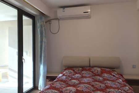 东戴河近海一居室公寓温馨舒适可观海 - 葫芦岛 - Huoneisto