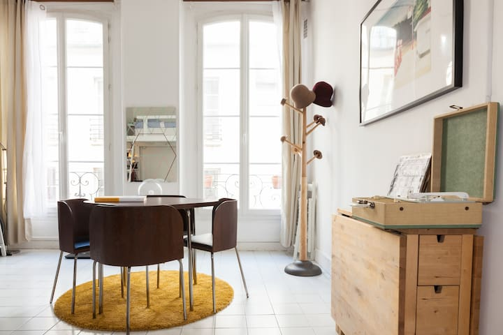 Beautiful Nest St Germain des prés❤️ + Smartphone! - Paris - Daire