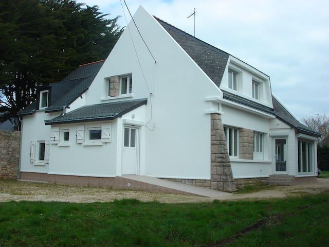 Villa moderne en pays Breton
