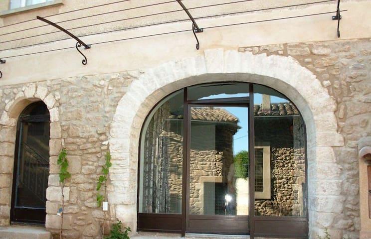 GITE A LOUER LA PENTE RAPIDE - Pujaut - Apartament