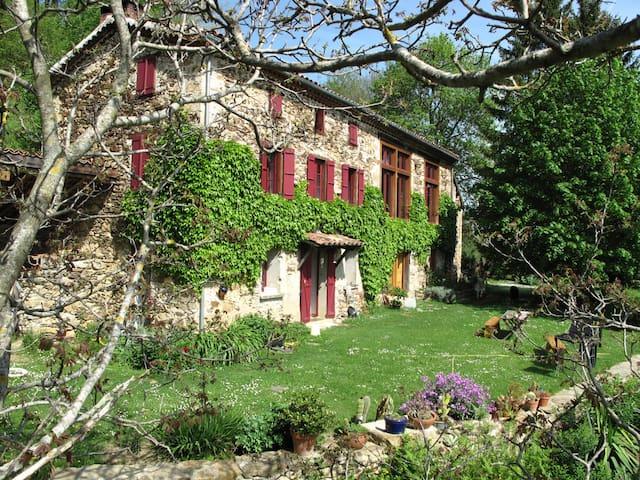 L'échappée verte dans la montagne ! - Foix - Dům