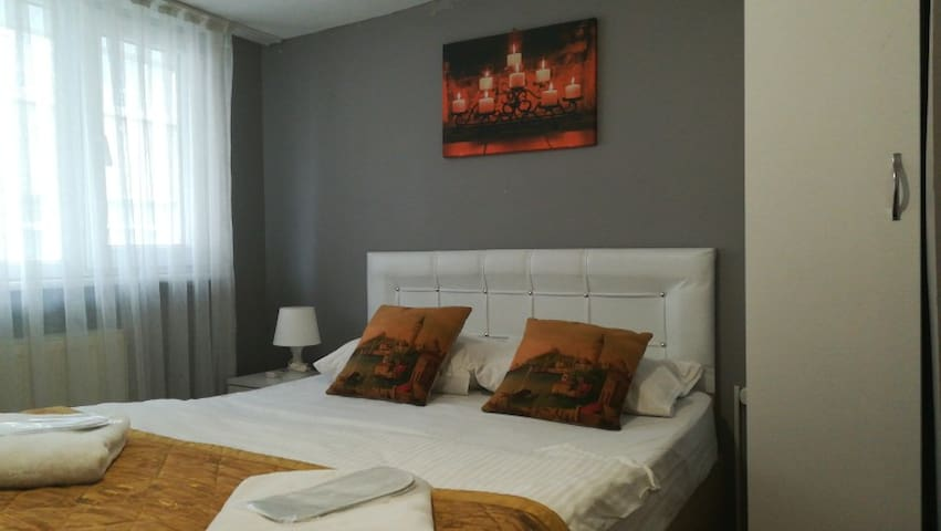 standart double room with breakfast