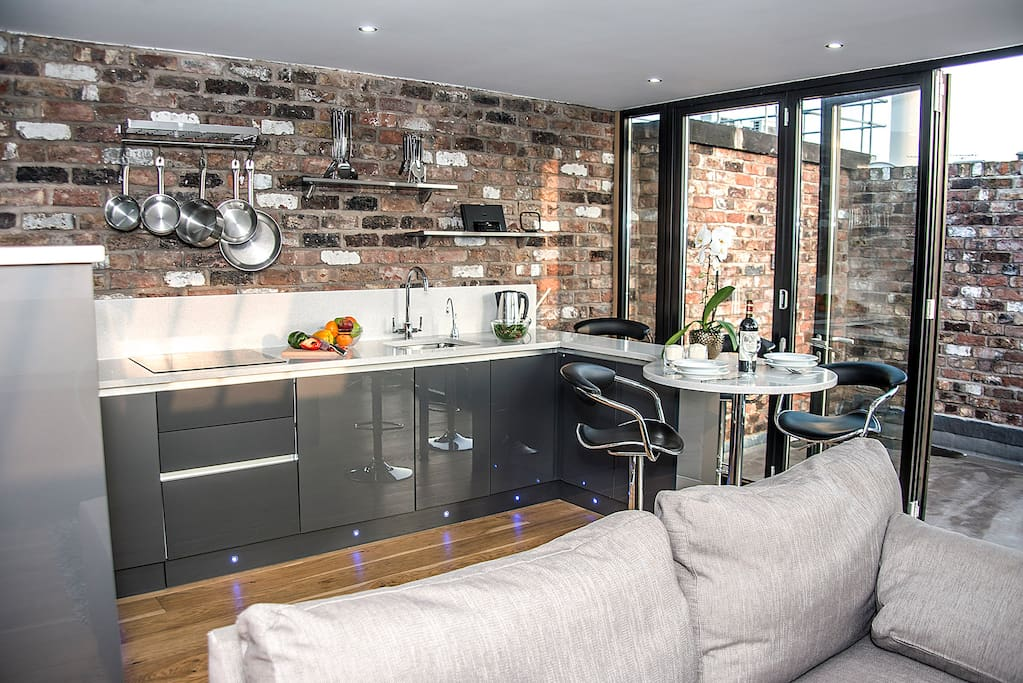 Sir Thomas Street Penthouse 2 Bed Appartements 224 Louer 224 Liverpool Merseyside Royaume Uni