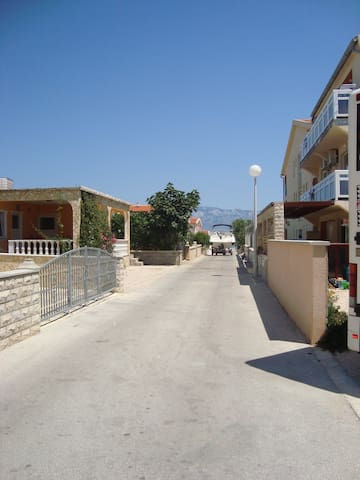 Apartments Kristina Insel Vir Kroatien