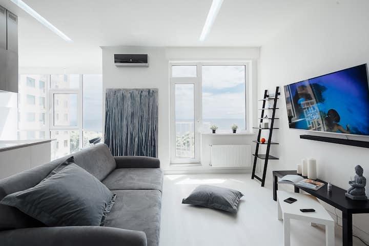 Sea&Sky Arcadia Apartment