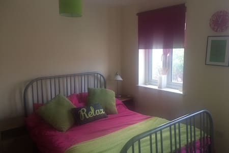 Double room in a friendly house! - Southampton