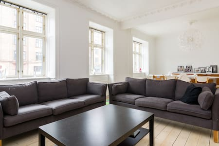 Whole apartment in central CPH!