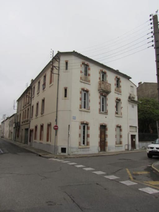 Lili chambre entre cit et ville chambres d 39 h tes - Chambres d hotes carcassonne et environs ...