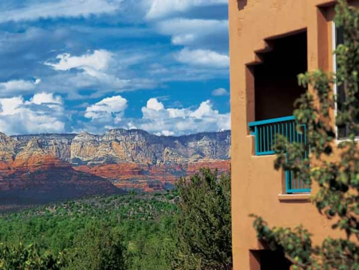 Sedona Summit Resort- 1 bedroom condo!