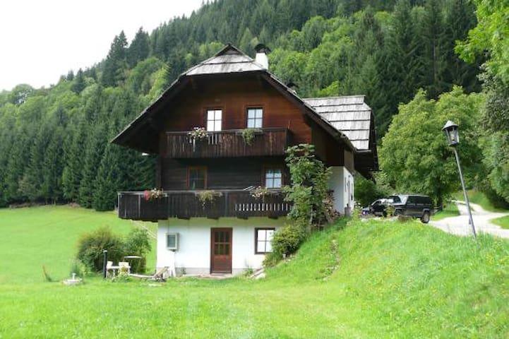 GRUNDNERHOF - FEWO & FISCHEREI - Gemeinde Arriach - Apartamento