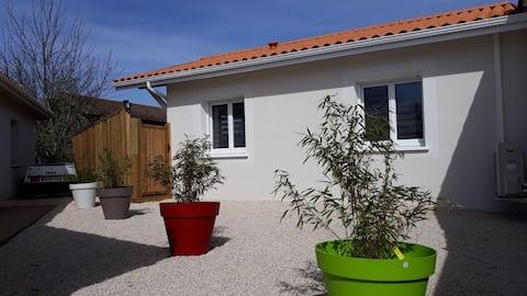 Villa moya avec spa classée 3 étoiles