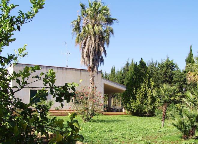VILLA MARE E NATURA - Campobello di Mazara - House