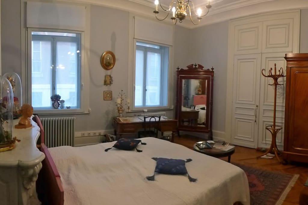 La maison de papillon chambres d 39 h tes louer lille for Chambres d hotes lille