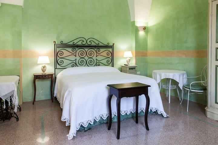 Triple room Minerva Salve Salento - Salve - Bed & Breakfast