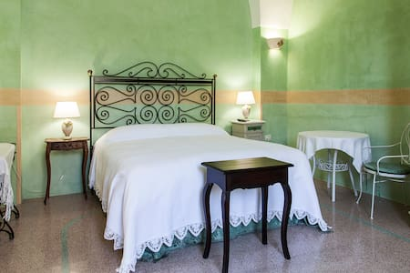 Camera tripla Minerva Salve Salento - Salve - Bed & Breakfast