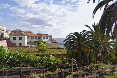 Charming Madieran Apartment - Câmara De Lobos - Apartament