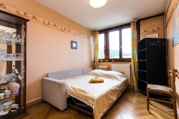 chambre privée calme et confortable - Saint-Martin-d'Hères - Appartement