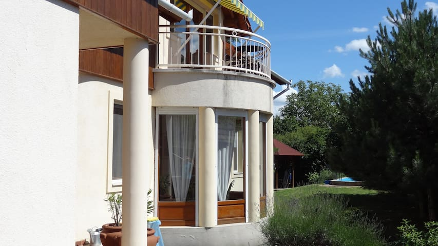 Sunny Marcell apartment at Balaton - Balatonlelle - Apartment