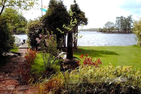 Holidayhome at a lake (Groningen) - Haren - Dom