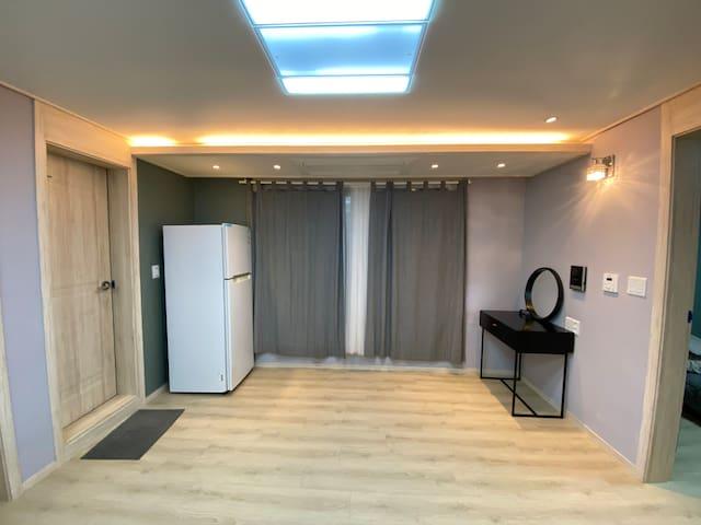 뉴욕댁의 모던하우스 - Cozy house nearby Metro (Double room)
