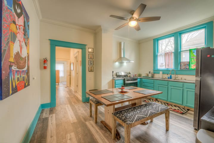 ❤Superhost New Listing! Steps from Overton Square❤