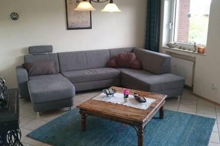 Großzügige Wohnung für 4 Personen - Steinfurt - Apartmen